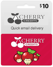 cherry credits card de 10