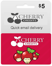cherry credits card de 5