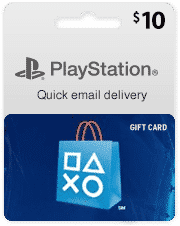 playstation card 10$
