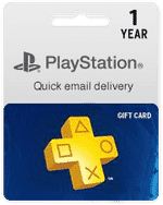 playstation card de 12 meses